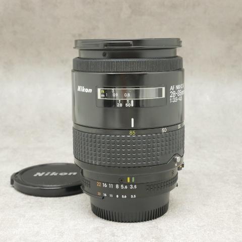 中古品 Nikon AF NIKKOR 28-85mm F3.5-4.5D