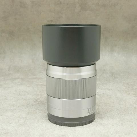 中古品 SONY E 50mm F1.8 OSS