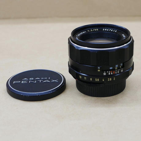 super takumar55mm F2 中古品