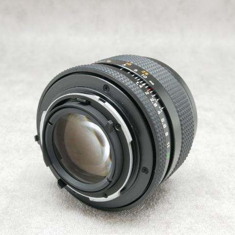 CONTAX CarlZeiss Planar 50mm F1.4 (MMJ)