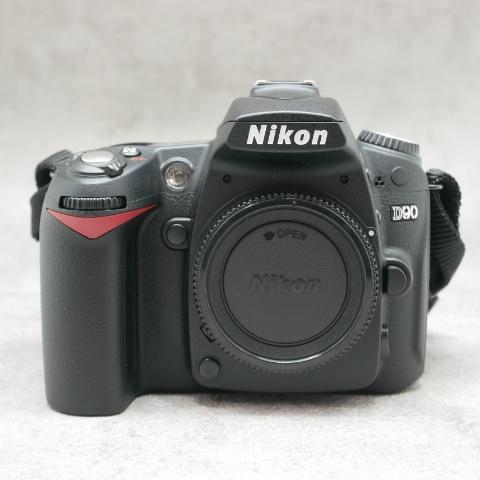 中古品 Nikon D90 ボディ