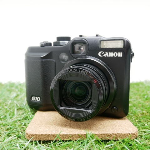 中古品 Canon Power Shot G10 SDカード付