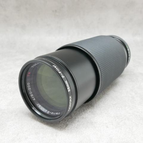 中古品 CONTAX Carl Zeiss Vario-Sonnar T* 80-200mm F4 (MMJ)