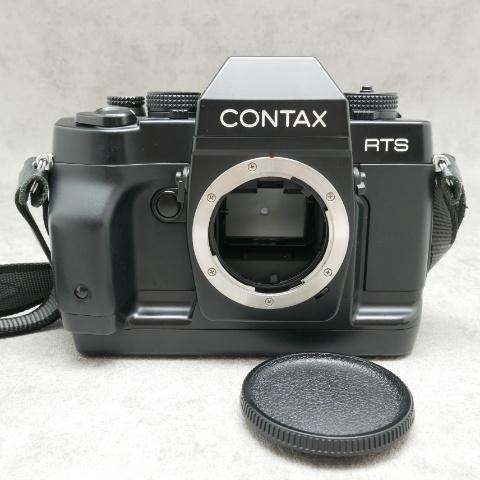 中古品 CONTAX RTSⅢ ボディ