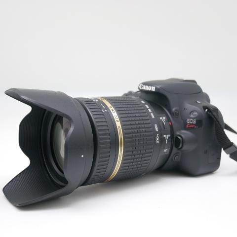 中古品 Canon EOS KissX9+TAMRON 18‐270㎜