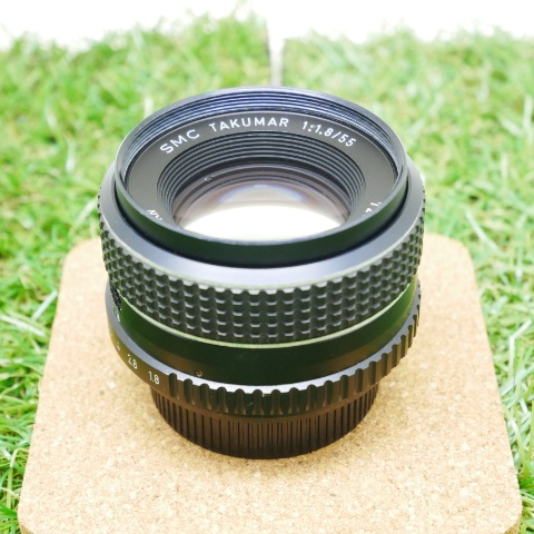 中古品  SMC TAKUMAR 55mm F1.8
