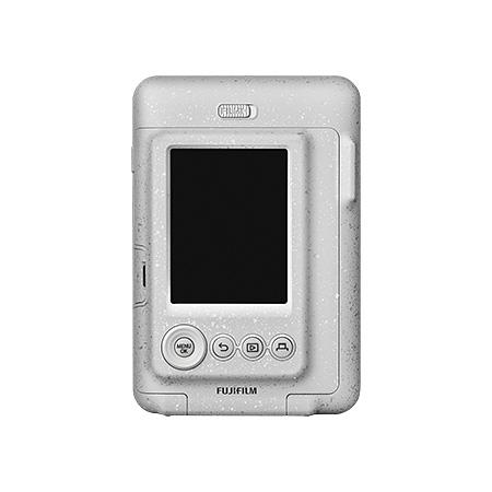 FUJIFILM(フジフイルム) ハイブリッド インスタントカメラ instax mini LiPlay ストーンホワイト