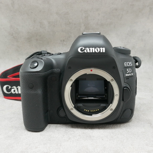 中古品 Canon EOS 5DmarkⅣボディ