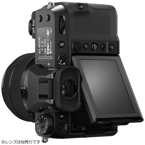 FUJIFILM(フジフイルム) GFX 50S II ボディ 【2021年9月29日発売予定】
