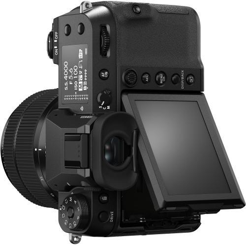 FUJIFILM(フジフイルム) GFX 50S II レンズキット 【2021年9月29日発売予定】