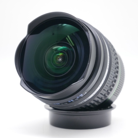 中古品 smc PENTAX-DA 10-17mm F3.5-4.5 FISH-EYE