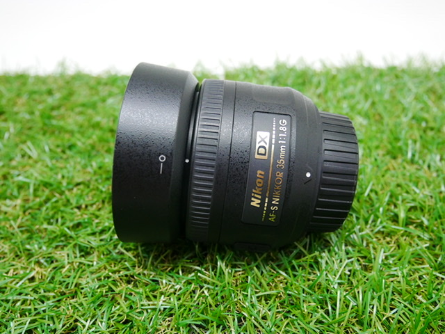 中古品 Nikon  AF-S NIKKOR 35mm  F1.8G