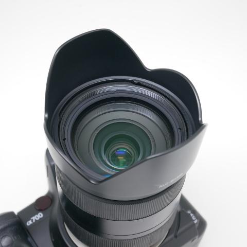 中古品 SONY α700 + DT 16-105mm F3.5-5.6 レンズキット