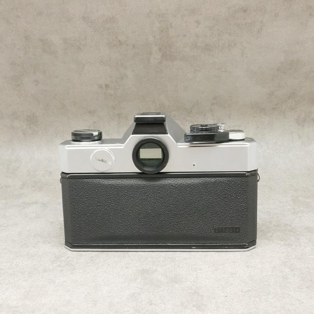 中古品 FUJICA ST801 SV ボディ FUJINON 50/1.8セット さんぴん商会