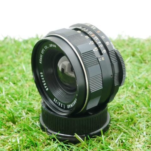 中古品 Super-Takumar 35mm F3.5