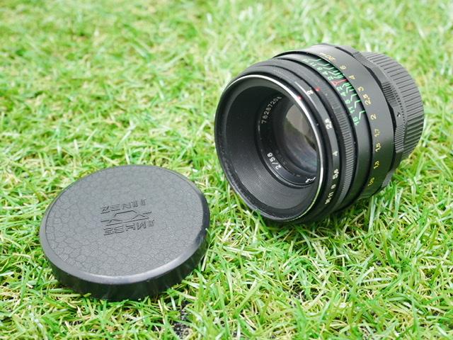 中古品 HELIOS 44-2 58mm F2