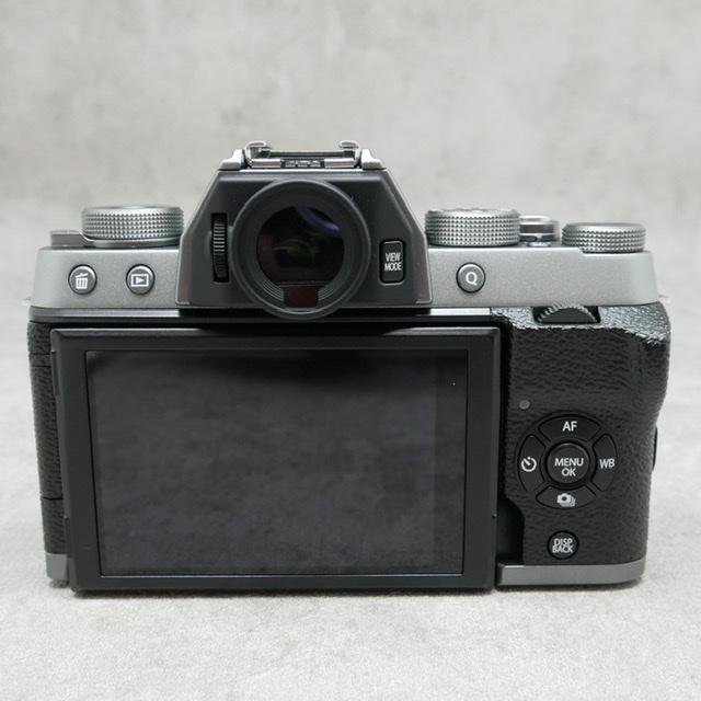 中古品 富士フィルムX-T100 XC15-45mm F3.5-5.6 OIS PZ レンズキット