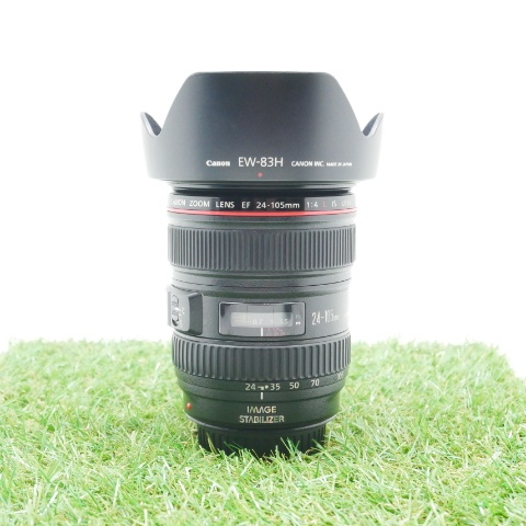 中古品 Canon EF 24-105mm F4 L IS USM
