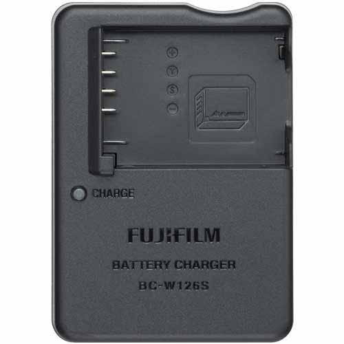FUZIFILM(フジフイルム) バッテリーチャージャー BC-W126S