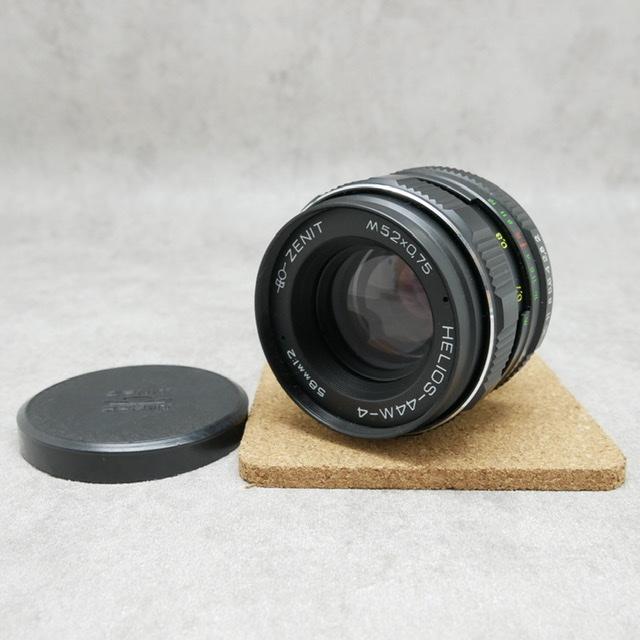 中古品  HELIOS 44M-4 58mm F2 さんぴん商会