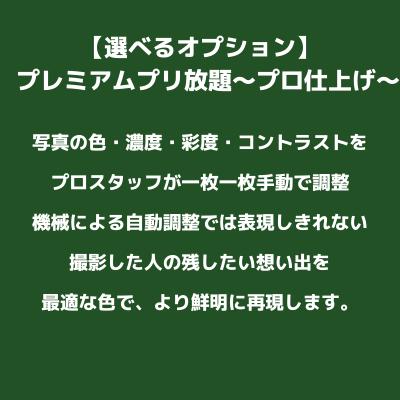 プリ放題プランB×5(500枚まで)