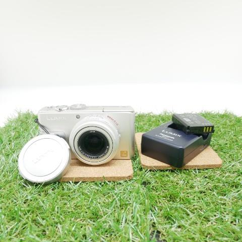 中古品 Panasonic DMC-LX1(8GBカード付)