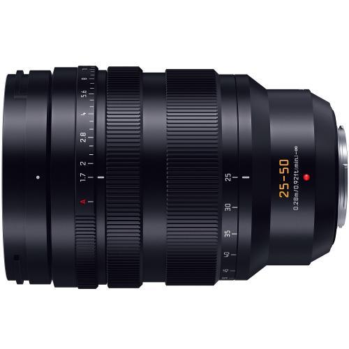 Panasonic(パナソニック) LEICA DG VARIO-SUMMILUX 25-50mm/F1.7 ASPH.[H-X2550] 【2021年8月26日発売予定】