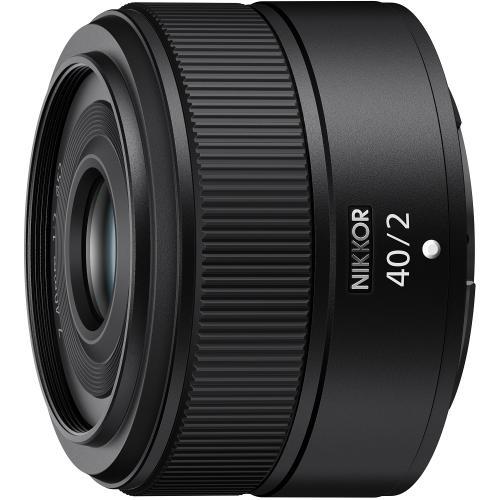 Nikon(ニコン) NIKKOR Z 40mm f/2 【2021年10月1日発売】