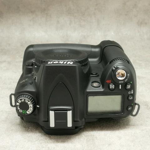 Nikon D90 バッテリーグリップ付き