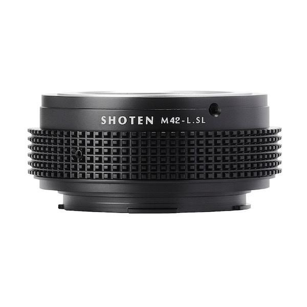 SHOTEN M42-LSL マウントアダプター (カメラ側:ライカLSLレンズ側:M42マウント対応))