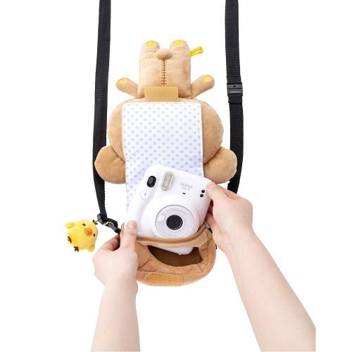 FUJIFILM(フジフイルム) インスタントカメラ instax mini 11 リラックマコラボモデル