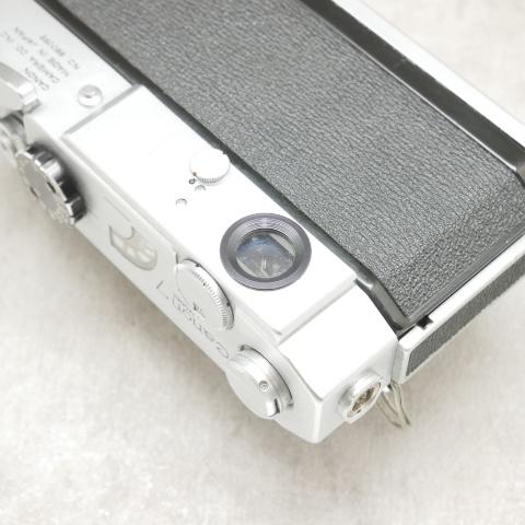 中古品 Canon 7 + 50mm F1.8
