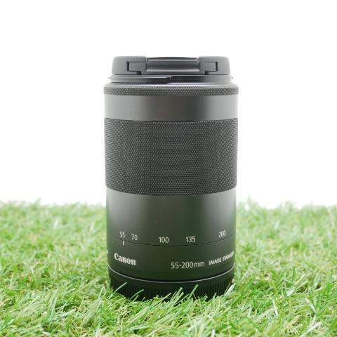 中古品 Canon EF-M 55-200mm F4.5-6.3