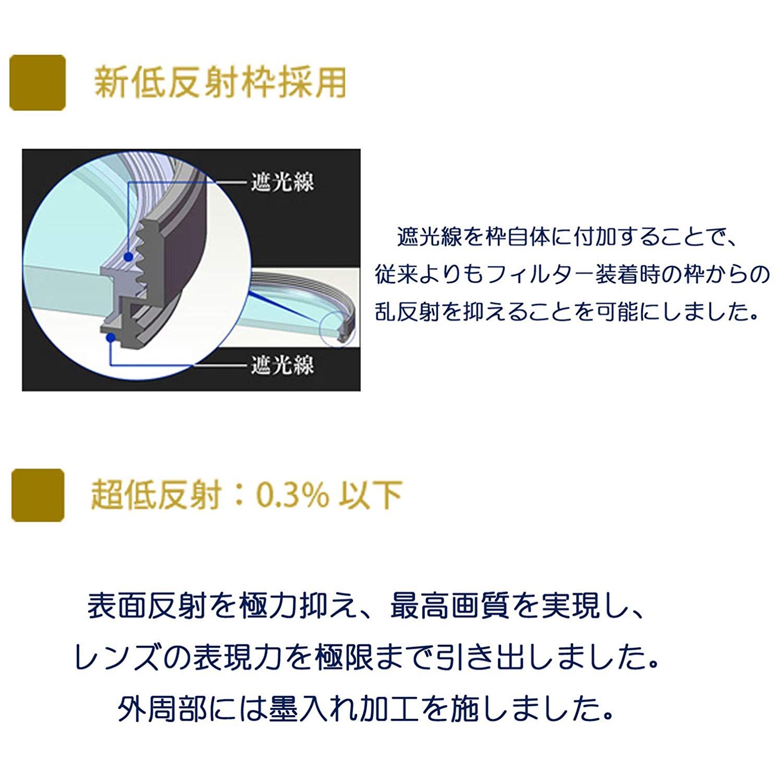 maRumi(マルミ) EXUS レンズプロテクト 52mm