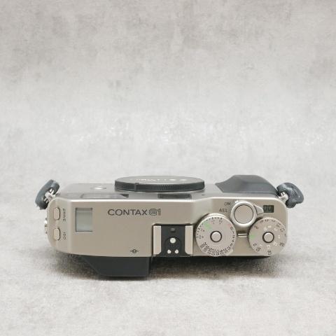 中古品 CONTAX G1 ボディ  〔ROM改造済モデル〕