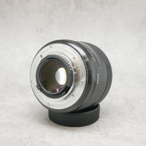 中古品 SIGMA 30mm F1.4 DC Art 〔ニコン用〕
