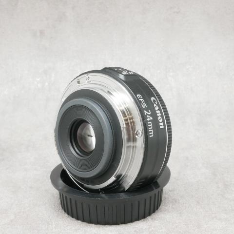 中古品 Canon EF-S 24mm F2.8 STM