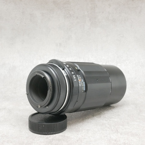 中古品 Super Multi Coated TAKUMAR 200mm F4 (M42)