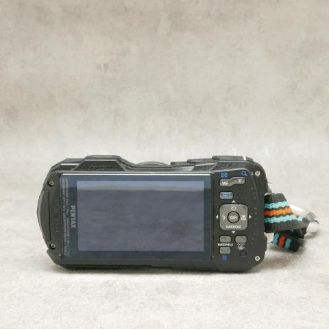 中古品 PENTAX Oputio WG-ⅡGPS 防水カメラ