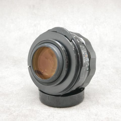 中古品 PENTAX Super Takumar 50mm F1.4 (M42)