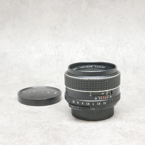 中古品 PENTAX SMC TAKUMAR 55mm F1.8 (M42)