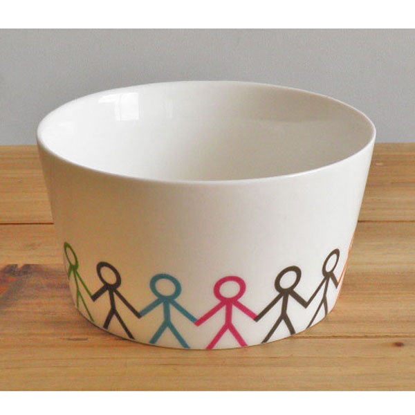 aida Mette Ditmer hold my hand small bowl 2pcs (ロット:2)