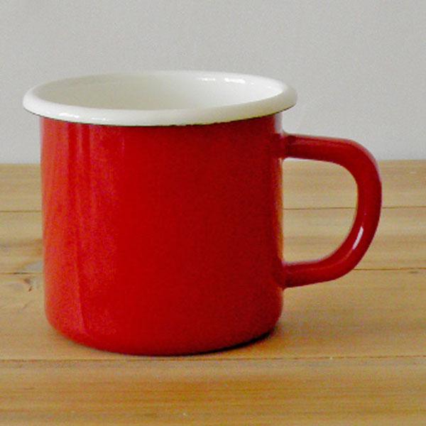 琺瑯 ホーローマグカップ 280ml (ロット:1)