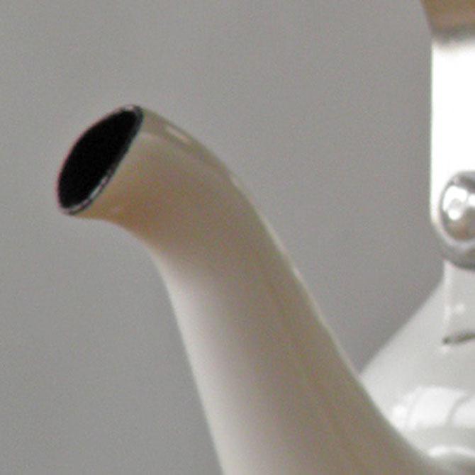 琺瑯 ケトル 1.5L ホワイト (ロット:1)