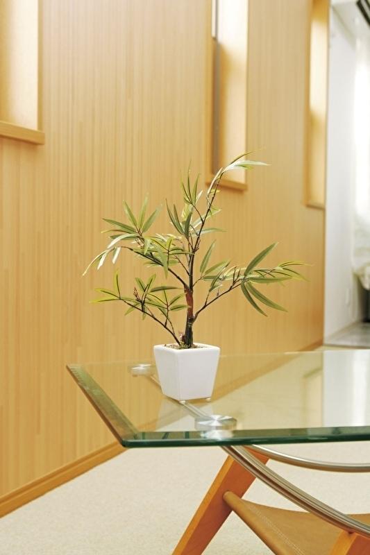 観葉植物 インテリアグリーン フェイク 人工観葉植物 光触媒 黒竹  《アートグリーン》