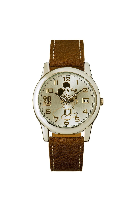 腕時計 ミッキー 記念品  ミッキー生誕90周年記念腕時計 Mickey 90th watch 3G1688U-013 ディズニー Disney