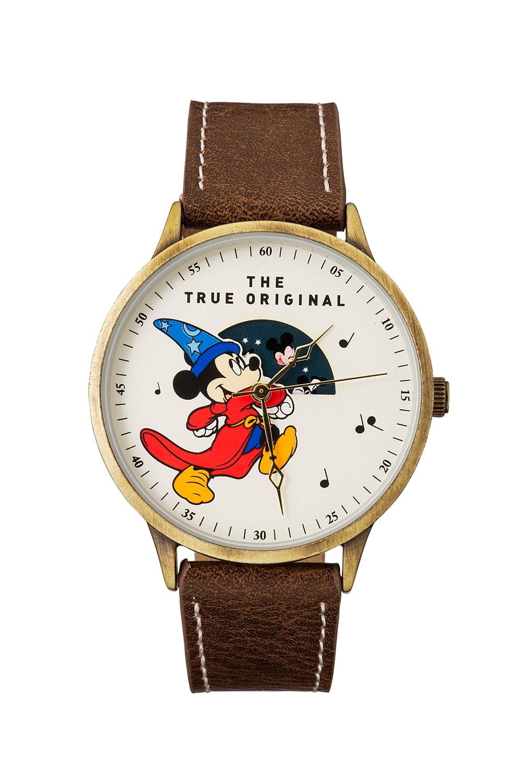 腕時計 ミッキー 記念品  ミッキー生誕90周年記念腕時計 Mickey 90th watch 3G2420U-001 ディズニー Disney