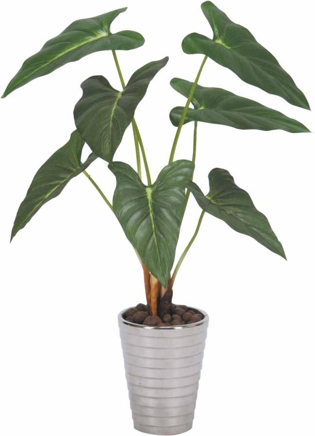 観葉植物 インテリアグリーン フェイク 人工観葉植物 光触媒 フィロデンドロン  《アートグリーン》