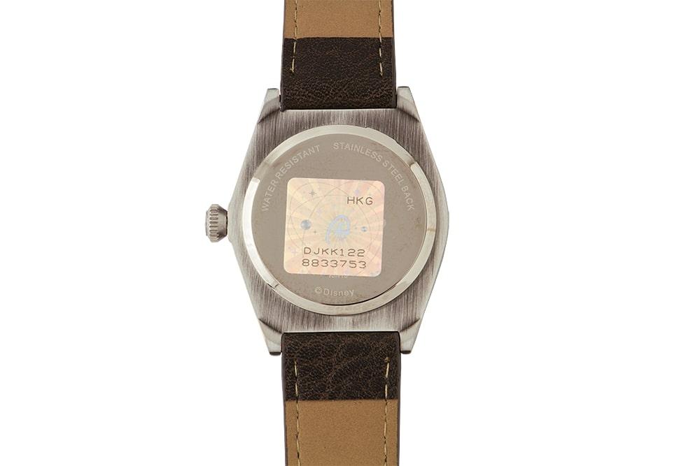 腕時計 ミッキー 記念品  ミッキー生誕90周年記念腕時計 Mickey 90th watch 3K2523U-003 ディズニー Disney