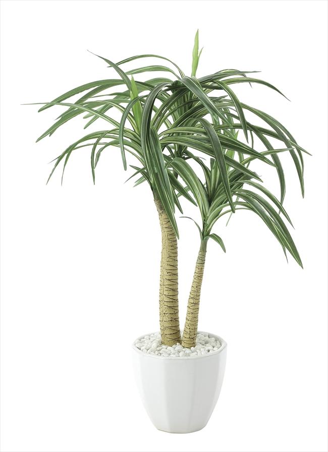 観葉植物 インテリアグリーン フェイク 人工観葉植物 光触媒 ユッカ  《アートグリーン》